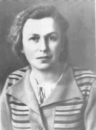 Валерия Алексеевна Голубцова, директор Московского энергетического института в 1943-1952 гг.