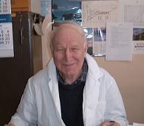 Главный научный сотрудник Объединенного института   высоких температур РАН доктор технических наук  Лев Рувимович Фокин