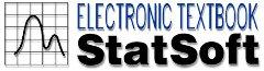 Electronic Statistics Textbook